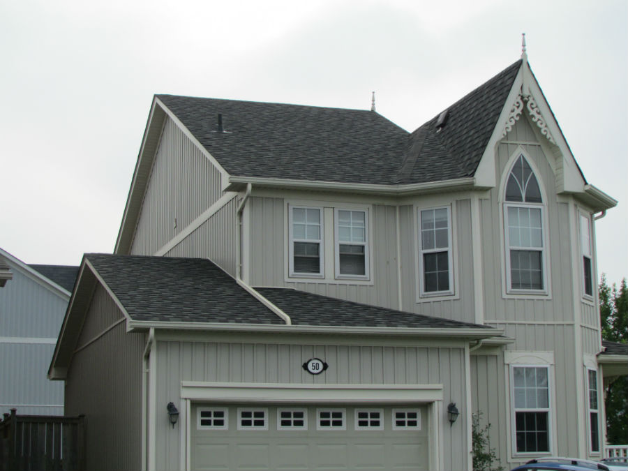 One of our chappy customers that opted for the best Durham region roofing services Durham has to offer.