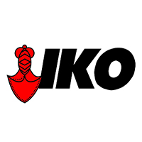 IKO logo: we use them for shingle replacement when necessary