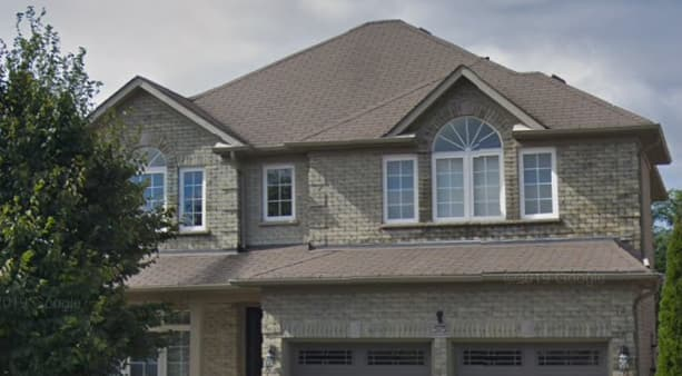 This project shows a beautiful job on an eavestrough Oshawa home.