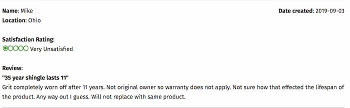 Atlas reviews are just as bad as BP reviews and many other manufacturer reviews