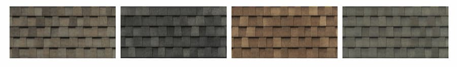 4 colours of the mystique 42 shingle review